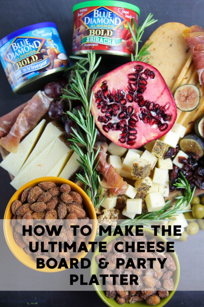 how to make the ultimate cheese board and party platter