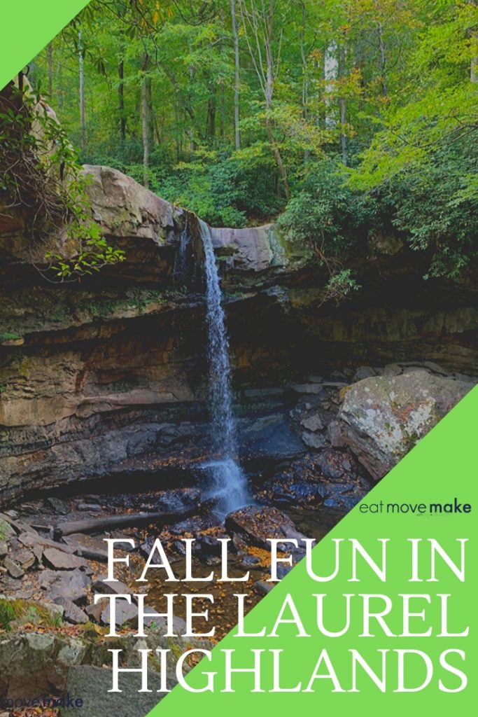 things to do in Laurel Highlands in the fall