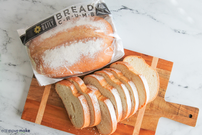 Bread Crumb bread