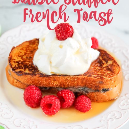 Oreo Double Stuffed French Toast recipe