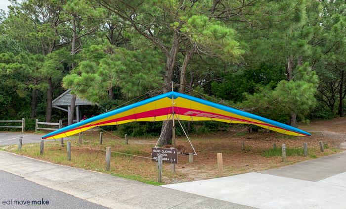 Kitty Hawk Kites Hang Gliding School
