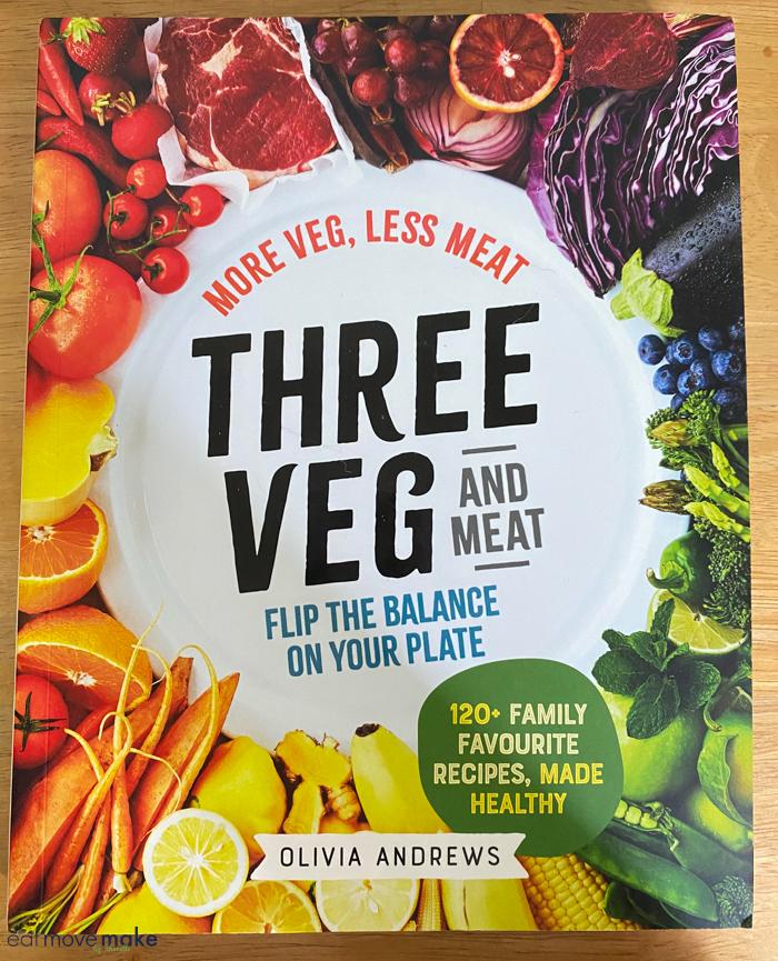 Three Veg and Meat cookbook