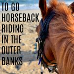 where to go horseback riding in the outer banks